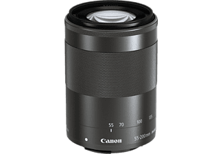 CANON Téléobjectif EF-M 55-200mm f/4.5-6.3 IS STM (9517B005AA)