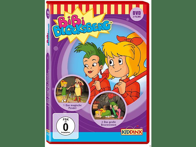 Bibi Blocksberg: Das magische Pendel / Das große Besenrennen [DVD]
