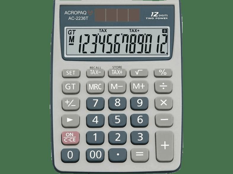 ACROPAQ AC2236T Gris