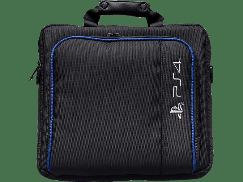 ALS Sony PS4 Tasche, Schwarz/blau