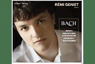 Rémi Geniet - Oeuvres Pour Piano [CD]