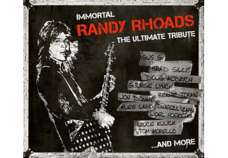 Randy Rhoads - Immortal Randy Rhoads-Ultimate Tribute  - (CD)