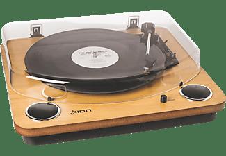 ION Plattenspieler Max LP, wood