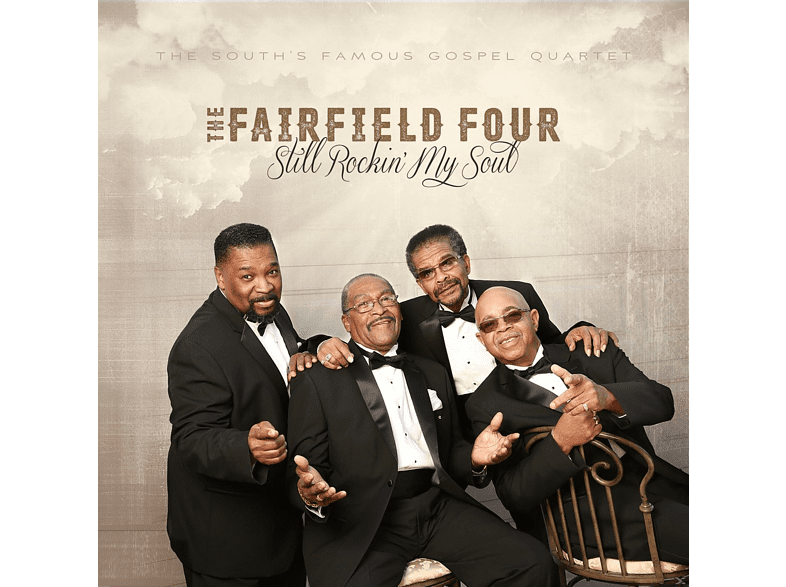 Fairfield Four - Still Rockin' My Soul [CD]