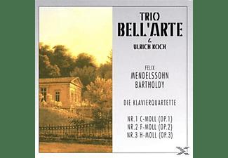 VARIOUS - Trio Bell Arte & Ulrich Koch  - (CD)