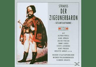 Wp, Clemens Krauss, Wso - Der Zigeunerbaron  - (CD)