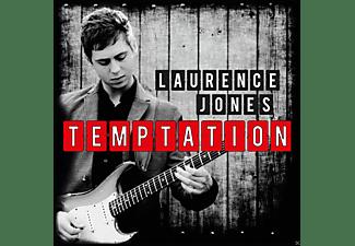 Laurence Jones - Temptation  - (CD)