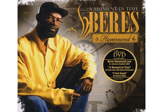 Beres Hammond - A Moment In Time (Cd+Dvd Package) - (CD + DVD Video)