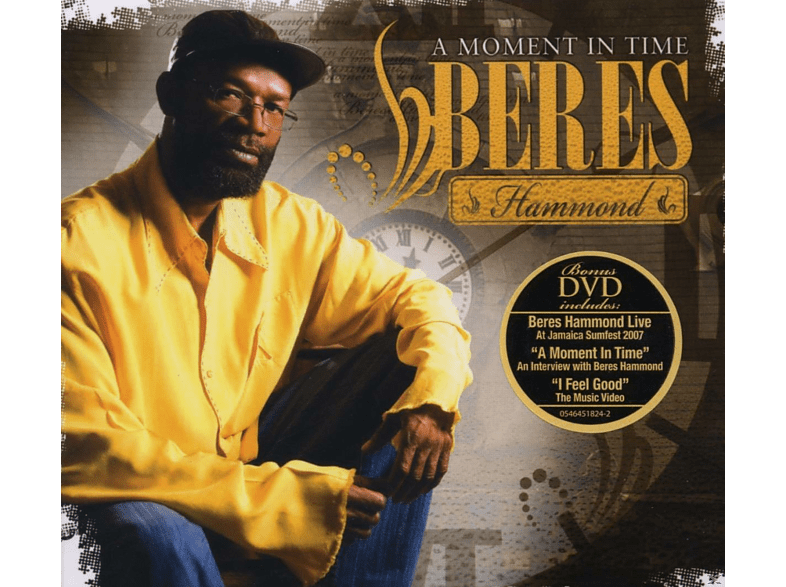 Beres Hammond - A Moment In Time (Cd+Dvd Package) [CD + DVD Video]