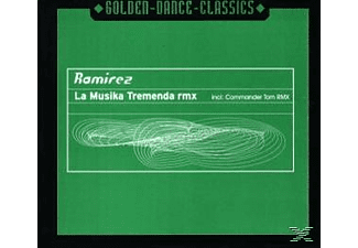 Ariel Ramirez, Ramirez - La Musika Tremenda Remix - (Maxi Single CD)