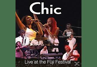 Chic - Live At The Fuji Festival  - (CD)