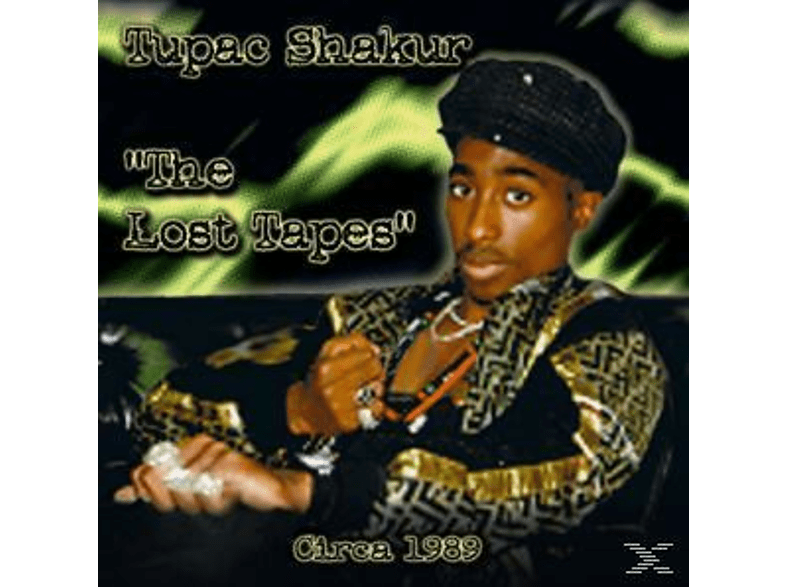 2Pac - THE LOST TAPES [CD]