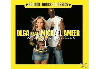 OLGA FEAT.MICHAEL AMEER - Romeo And Juliet  - (Maxi Single CD)
