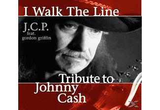 Gordon Griffin - I Walk The Line  - (CD)