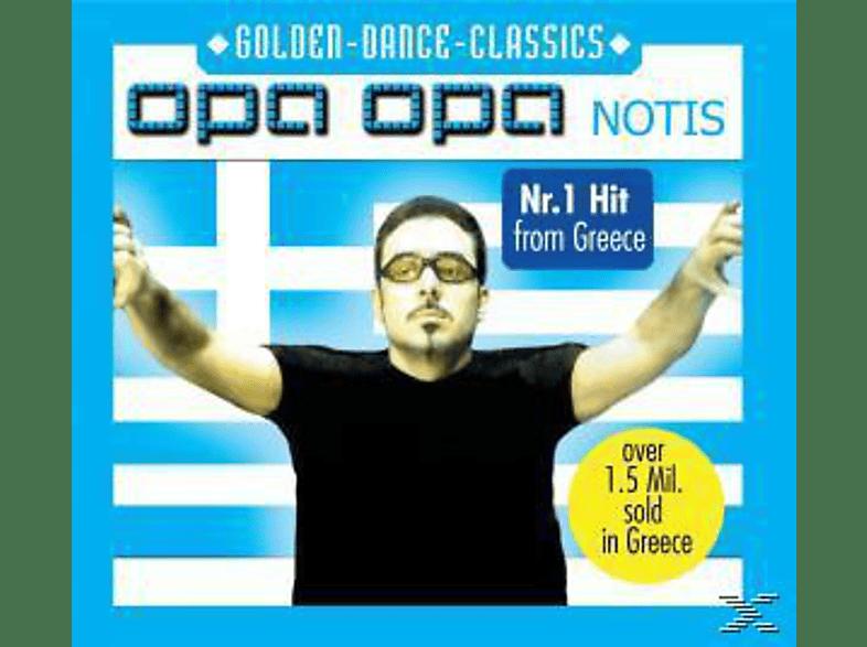 Notis - OPA OPA [Maxi Single CD]