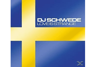DR.FLASH - Love Is Strange  - (5 Zoll Single CD (2-Track))