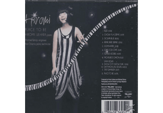 Hiromi - Place To Be  - (CD)