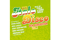 VARIOUS - Zyx Italo Disco New Generation Vol.1 [CD]