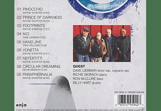 The Quest - Circular Dreaming  - (CD)