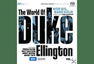 WDR Big Band Köln - THE WORLD OF DUKE ELLINGTON PART 1 [CD]