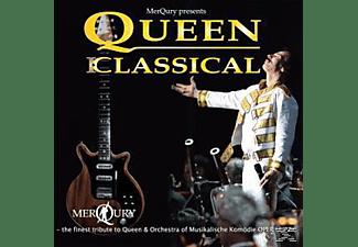 Merqury & Ochestra Opera Leipzig, Merqury & Orchestra Opera Leipzig - Queen Klassical  - (CD)