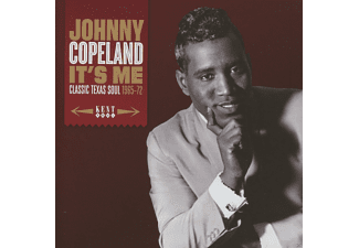 Johnny Copeland - It's Me-Classic Texas Soul 1965-72  - (CD)