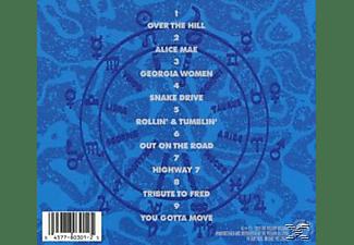 R.L. Burnside - Mr.Wizard  - (CD)