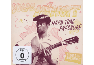 Sugar Minott - Hard Time Pressure - (CD + DVD Video)