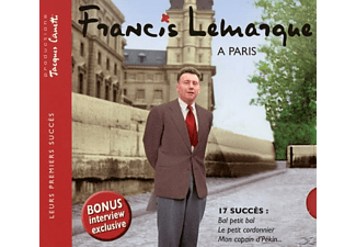 Francis Lemarque - A Paris (Best Of)  - (CD)