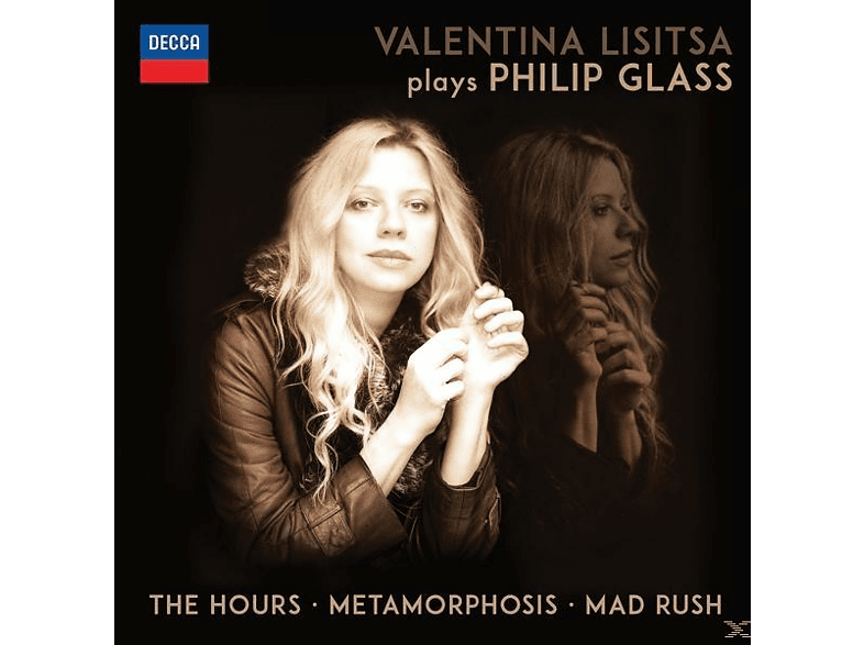Valentina Lisitsa - Valentina Lisitsa Plays Philip Glass [CD]