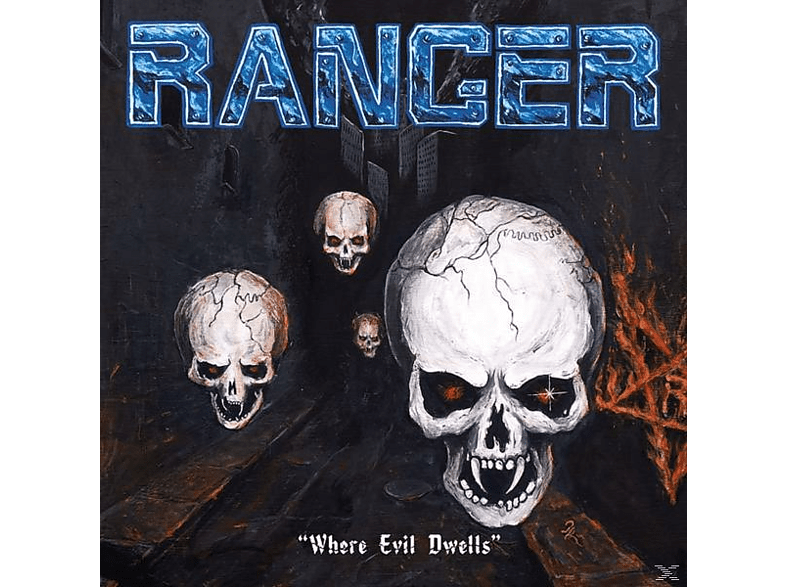 Ranger - Where Evil Dwells (Vinyl) [Vinyl]