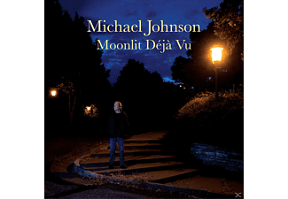 Michael Johnson - MOONLIT DEJA-VU  - (CD)