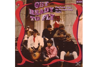 VARIOUS - GET READY TO FLY! - (CD)