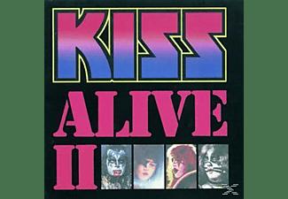Kiss - Alive Ii (German Version)  - (CD)