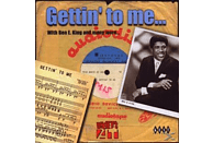 VARIOUS - Gettin' To Me [CD]