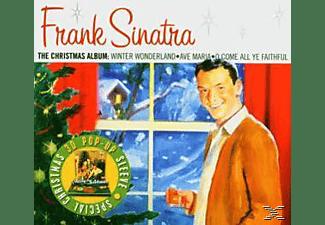Frank Sinatra - Christmas Album-Pop Up  - (CD)