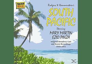 Martin/Pinza/Hall/Tabbert/Luna - South Pacific  - (CD)