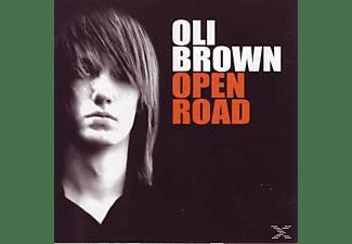 Oli Brown - Open Road  - (CD)