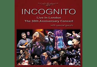 Incognito - Incognito Live In London: The 30th Anniversary Concert  - (CD)