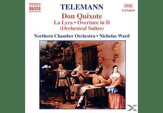Northern Chamber Orchestra - Don Quixote/La Lyra/Ouvertüre  - (CD)