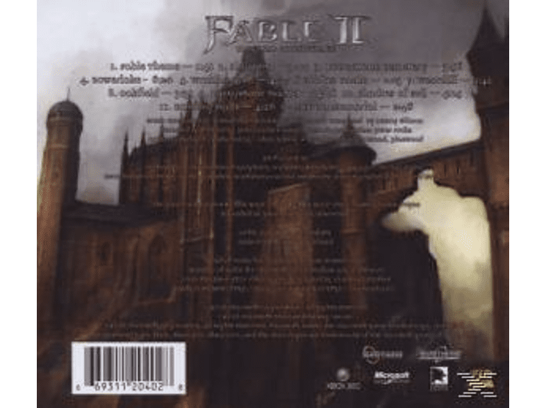 VARIOUS - Fable 2 (Ost) [CD]