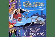 Brian Orchestra Setzer - Dig That Crazy Christmas [CD]