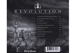 Lacrimosa - Revolution  - (CD)
