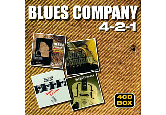 Blues Company - 4-2-1 - (CD)