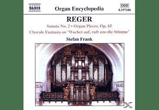 Stefan Frank - Orgelwerke Vol.5  - (CD)