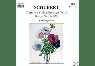 Kodaly Quartet - Streichquartette Vol.6  - (CD)
