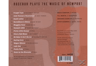Rosebud - Plays The Music Of Newport  - (CD)