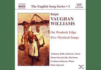 Simon Keenlyside, Graham Johnson, Duke Quartet, Anthony Rolfe-johnson - The English Song Series  - (CD)