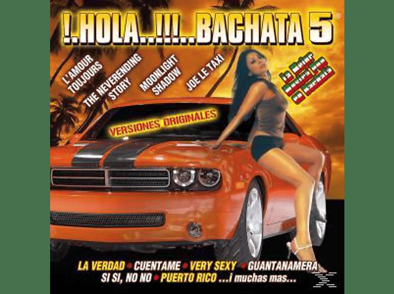 VARIOUS - Hola Bachata Vol.5 [CD]