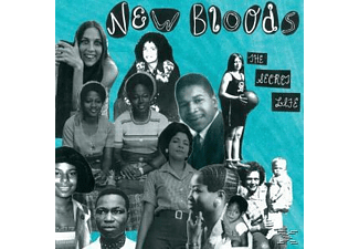 New Bloods - SECRET LIFE  - (CD)